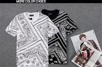 couple t shirt col achat en gros de-Mens T-shirt Nouveau Mens Flora impression et à manches courtes Couples T-shirt Mode Homme Col rond et Chemise respirante
