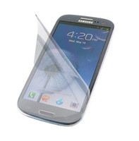 Wholesale Galaxy S3 Anti Fingerprint - Wholesale-8X Best Quality Anti-Fingerprint Screen Film For Samsung Galaxy S3 I9300,Matte,Anti-Glare Type,With Retail Package Free Shipping