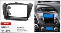 Wholesale Ix 35 - CARAV 11-070 Top Quality Radio Fascia for HYUNDAI iX-35, Tucson iX 2010+ Stereo Fascia Dash CD Trim Installation Kit