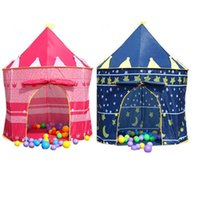 Wholesale Door Gifts For Children - 2016 Cute Play Tent game house toy house tent for kids Child Christmas gift