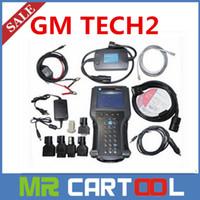 Wholesale Tech Diagnostic Reader - 2016 DHL free shipping GM TECH2 diagnostic tool (GM,OPEL,SAAB ISUZU,SUZUKI HOLDEN) Vetronix gm tech 2 scanner Without black plastic box