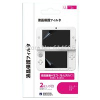 Wholesale Nintendo 3ds Lcd - 3x Top+Bottom Clear Screen Protector LCD Film Guard Skin for Nintendo 3DS LL  XL skin balance