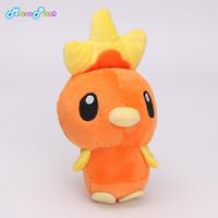Wholesale torchic plush online - Pikachu plush toys Torchic poult small cm Turkey high quality toy Pikachu soft plush doll