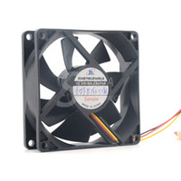 Wholesale Quiet Computer Cases - 8025 36V 0.03A quiet silent axial cooling fan 80*80*25mm 8cm 80mm FBA08A36M