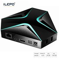 Wholesale Iron Man Core - TV Box 2G Ram 16G Rom Iron Man Like S905X Octa Core OTT IPTV Box KD 17.1 4K H.265 Media Player