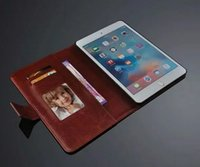 Commercial Für Apple Ipad Mini 4-Etui Wallet Flip Cute Ultra-dünne schlanke Luxus Durable Leder Tasche für Apple Ipad Mini 4