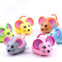 Wholesale First Baby Toy - Hot sale Children chain small toys baby first cartoon mouse animal toys , baby infant wind up toys F20