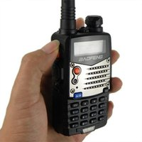9154 Radio CB Radio BF-UV5RA 5W 128CH VHF + UHF 136-174 MHz + 400-480 MHz DTMF IP65 Portable Talkie Walkie Radio bidirectionnelle
