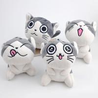 Wholesale teddy bears stuffed animals toys resale online - Cat Stuffed Animal Meow Collection Mini Plush Stuffed Dolls Cute Small Pendant
