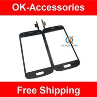 Wholesale Galaxy Ace Touch - For Samaung Galaxy Ace 3 S7270 S7272 S7275 Touch Glass Touch Screen Digitizer Replacement 1PC  Lot High Quality Free Shipping