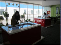Wholesale Multi Panel Monitor - 2015 Touchscreen Monitor Hot Stock Selling 4 Real Touch Points 42inch IR multi touch screen panel without glass