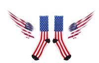 лучшие низкие носки срезанные оптовых-2015 горячая Harajuku американский флаг носки мужчины носки женщины носки 100% чистый хлопок носки скейтбординг спортивные носки
