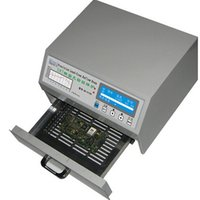 Wholesale Rework Oven - Free shipping!! QS-5100 600W Automatic Lead-Free Reflow Oven for SMD Rework, solder area 180*120mm