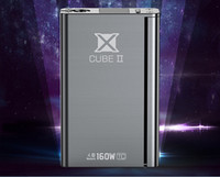 Wholesale Ii Security - 1PC 100% Authentic Original Smok Xcube ii 2 Box Mod Bluetooth Temperature Control 160w TC Memory Mod with Security Code Shrink Film Wrapped