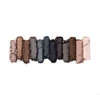 Wholesale nude smoky palette 12 color eyeshadow for sale - 2015 New Makeup NUDE Smoky Palette Color Eyeshadow Palette fast shipping by dhl Chrismas gift for your friend
