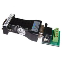 Wholesale Rs232 Serial Interface - Industrial grade Port-powered serial interface converter from RS232 to RS485 with 600w Surging protection 232 to 485,485 to 232