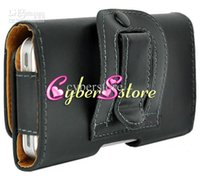 Wholesale Holster Belt Clip Wallet Flip - For iPhone X 8 7 Plus 5.5 Universal Holster Belt Clip Wallet Flip Leather Phone Case Cover Pouch For iPhoneX 8 6S