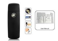 usb cámara de detección de movimiento al por mayor-A8 Disco USB mini cámara DVR portátil USB Flash Drive Cámara de video 720 * 480 30 fps mini audio grabador de video compatible con detección de movimiento