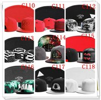 Wholesale Snapbacks Paris - New style Cayler Sons Snapbacks letter baseball caps Paris snapback caps sports hip hop hats for men and women mix order drop shipping