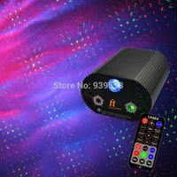 Wholesale Cheapest Price Christmas Lights - Wholesale-Cheapest price Best decoration 2015 RGB led+RG laser light show lazer luz christmas decoration 2pcs lot