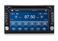 "Wholesale Nissan Tiida Dvd Player - Universal HD 2 din 6.2"" Car Radio Car DVD Player for Nissan TIIDA QASHQAI SUNNY X-TRAIL PALADIN PATROL MURANO LIVINA NAVARA MP300 SENTRA"