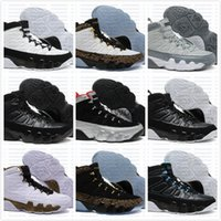 Air Retro 9 BG GS SPACE JAM 9S BRED BLACK BOTTOM PHOTO BLUE COUNTDOWN PACK BARONS KOBE BRYANT PE ANTHRACITE Оптовая торговля Баскетбольная обувь