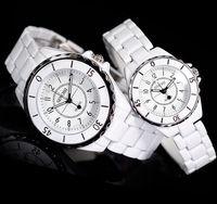 Wholesale Sinobi Wrist Watch - New Fashion Mens Ladies Elegant Watches Wrist Watch Quartz Sinobi Watch White
