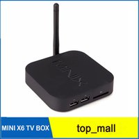 Wholesale Mini Hd Box Receiver - Mini Android TV Box Quad Core RK3188 1.6GHz 2G 8G WiFi HDMI USB RJ45 SD Card Optical XBMC Smart TV Receiver 010027