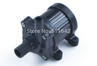Wholesale 24v Dc Brushless Water Pump - New Micro DC Pump DC40-2470 Brushless Magnetic Drive Submersible Centrifugal Water Pump 24V 660L H 24W, Aquarium Solar Fountain