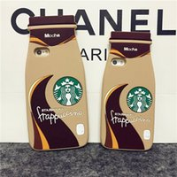 3D Starbuck Frappuccino Mocha Cup Cup Силиконовый чехол для iPhone 5 5S 6 6S Plus Samsung Galaxy S5 S6 Edge Note Grand Prime G530 J1 ACE