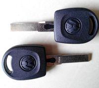 Wholesale Volkswagen Key Blanks - Best price for VW transponder key blank shell 30pcs lot free shipping
