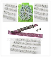Wholesale Dog Collars For Slide Charms - 30% HOT Sale Fashionable 10mm Slide Charm DIY for Dog Pet Collar Pet Jewelry Pet Fashion 500pcs 523