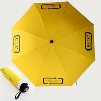 Wholesale 6pcs UV Folding Umbrella ftisland pm bts bigbang bap bf exo cnblue