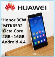 Wholesale mp3 player sales 16gb for sale - 2015 Hot sale HUAWEI P7 phone MTK6592 Octa core GB RAM G ROM WCDMA G GPS inch IPS MP Camera android Smart phone