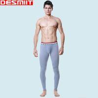 Wholesale Mesh Long Johns - New Solid Brand DESMIIT Men's Long johns Thermal underwear Men's Thermo underwear Breathable mesh men winter underwear M L XL
