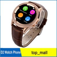 Wholesale Water Proof Phone Watches - New Arrival NO.1 D2 IP67 Water Proof Heart Rate Monitor Sleep Monitor Smart Watch for IOS & Android phone 010059