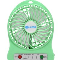 Wholesale Best Selling Wind Turbine Mini Portable USB or Li ion Battery Rechargeable Multifunctional Fan