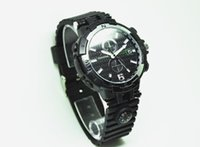 Wholesale Spy Watches Support - HD Mini DVR Wrist Watch IR Night Vision 1280*720P Hidden Spy Watch Camera H.264 Waterproof Watch 307 Support Solo Voice Cycle Record