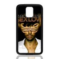 Wholesale Cover For Album - Enrique Iglesias Album Sex And Love for samsung galaxy S3 S4 S5 S6 note2 note4 note3 hard plastic cell phone back cover case