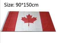 Wholesale Italian Fabrics Wholesale - Hot Two Sides Printed Flag 90 * 150 cm the United States, Britain,,,,, Australia, western, Italian, Russian Polyester Flag 5 X 3 ft