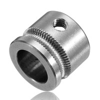 original steel wheels - Printer Accessories Extruder Drive Gear Bore mm mm Gear Stainless Steel extruder Wheel For MK7