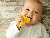 Wholesale Baby Banana Bendable Training Toothbrush - Hot Sale Silicon Banana Bendable Baby Teether Training Toothbrush Toddler Infant Massager Drop Shipping