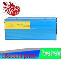 inversor de potencia conectado a la red al por mayor-Envío gratis 2500 W de inversor de potencia de lazo de rejilla 50 Hz para el sistema de turbina eólica con panel solar