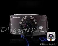 transmissor sem fio fpv venda por atacado-Venda quente Carro DVR1080P 2.7 polegadas LCD DVR Carro Câmera Do Veículo Gravador de Vídeo Traço Cam G-sensorG30 gravador de Carro DVR Frete grátis