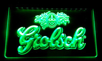Wholesale Beer Neon Bar Signs - LS011-b Grolsch Beer Bar Pub Club NEW Neon Light Sign