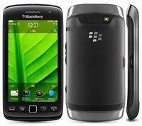 meşale dokunması toptan satış-Orijinal Yenilenmiş Blackberry Torch 9860 Dokunmatik Akıllı Telefon 4 GB Rom Monza WIFI GPS 5MP Dokunmatik Ekran Unlocked Telefonlar Yenilenmiş