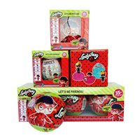 Wholesale Gift Box Clothing - 2017 New LOL Surprise LADYBUG Dolls in Gifts Box 35+ Spray Water Transform Clothes Toys for Kids Girls