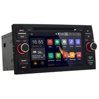 Joyous Android 4.4 Car DVD GPS Navi para Ford Focus 2004 - 2008 Dual Core 1.6GHz Rádio Multimédia, Free 4GB Map Card