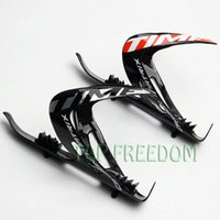 Wholesale Time Water Cage - TIME Bicycle Carbon Bottle Cage MTB Road Moutain Bike Full Carbon Fiber Water Bottle Holder Cycling Parts