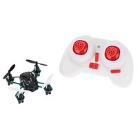 Marque Hubsan originale Q4 H111 4-CH 2.4GHz 6-axe Gyro Mini Drone RC Quadcopter RTF UFO avec LED Light